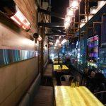 東京都港区六本木:テラスクラブ様設置事例1