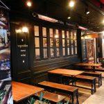 東京都港区北青山:野菜がおいしいLONGING HOUSE北青山店様設置事例3
