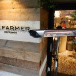 東京都渋谷区神宮前:Mr. FARMER 表参道店様設置事例1