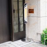 東京都中央区銀座:ホテル ザ セレスティン銀座様設置事例1